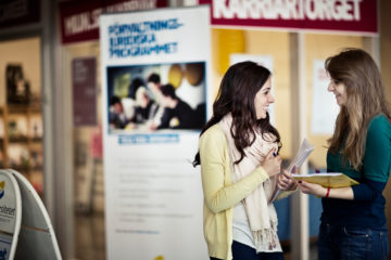 Students in Sweden