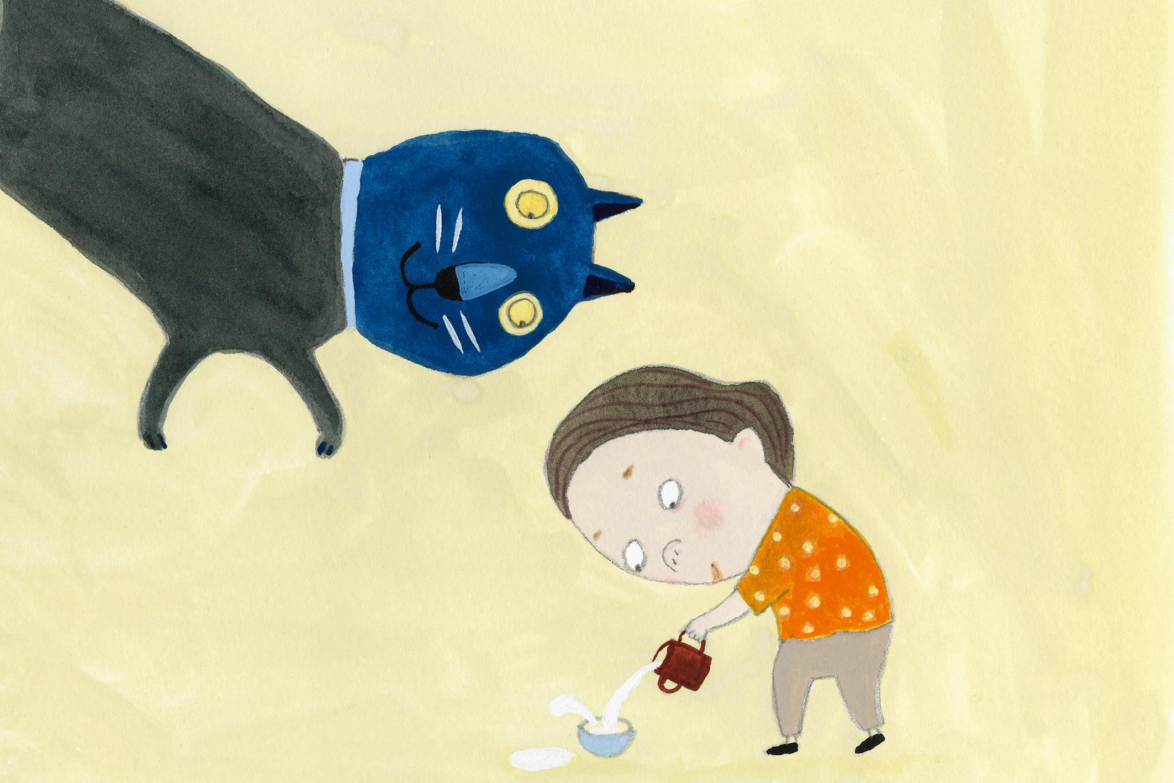 Illustration Sara Gimbergsson