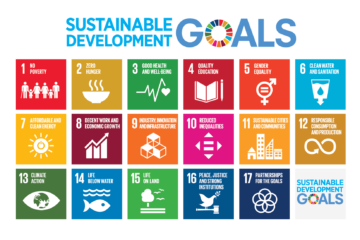 Förenta Nationernas 17 globala mål