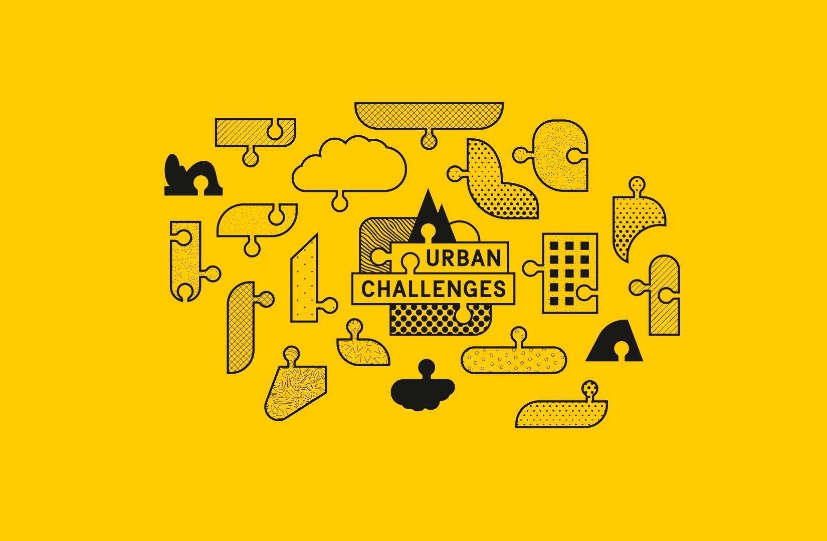 Urban challenges logotyp