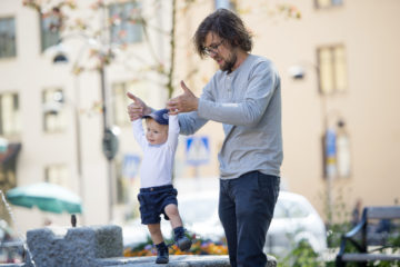 Fathers and parental leave