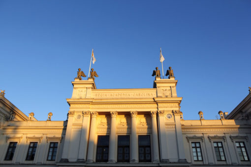 Lund University. Photo: Nina Ransmyr