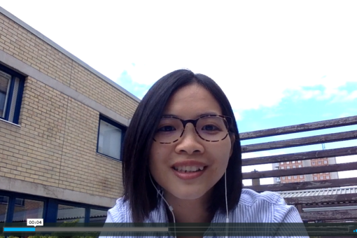 Quyen Nguyen, Stockholm School of Economics and a Global Swede nominee 2020