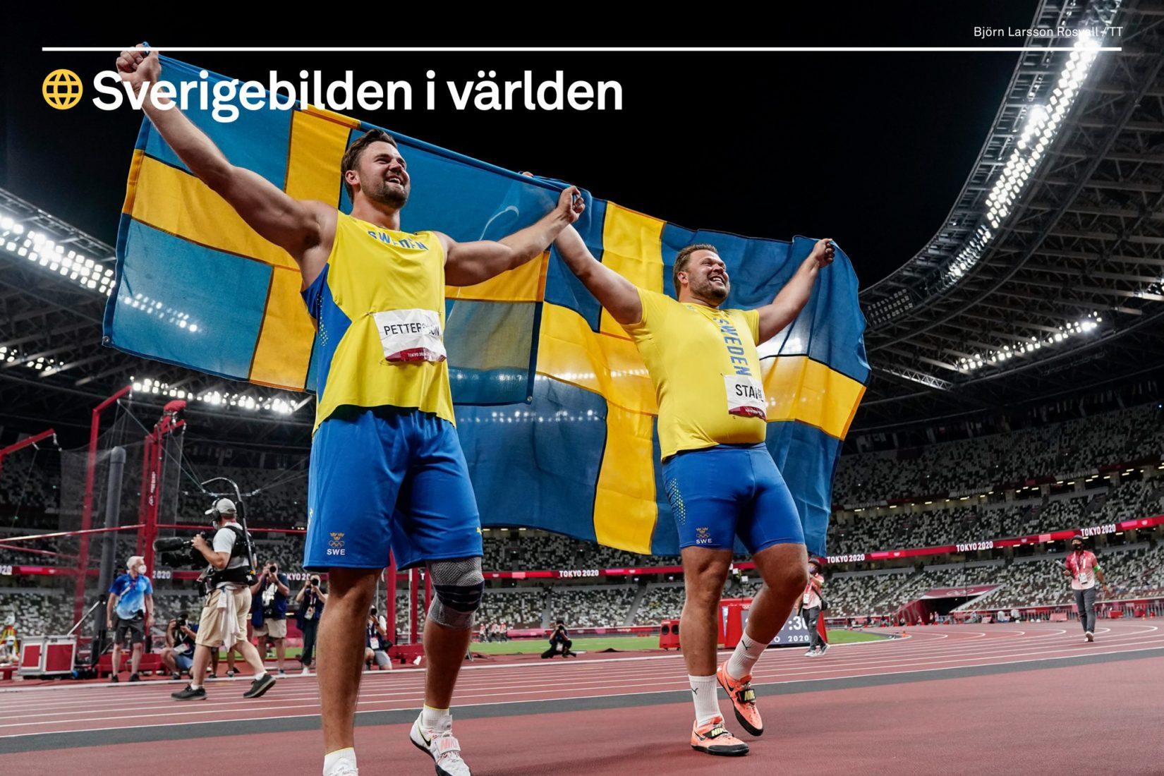 Guld och silvermedaljörer under OS